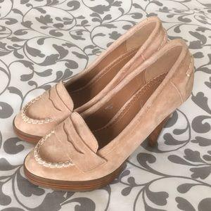 Loafer Stilettos